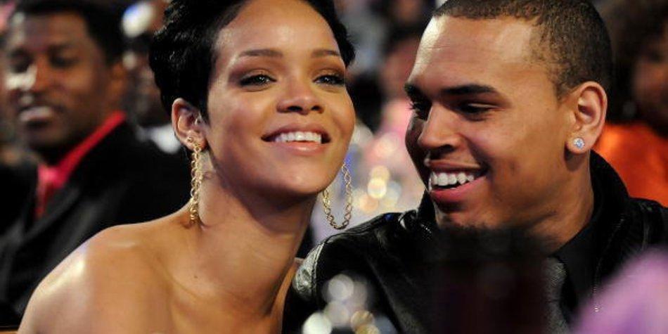 Rihanna und Chris Brown lieben sich noch immer