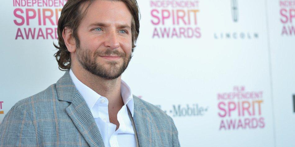 Bradley Cooper wirbt für Eis