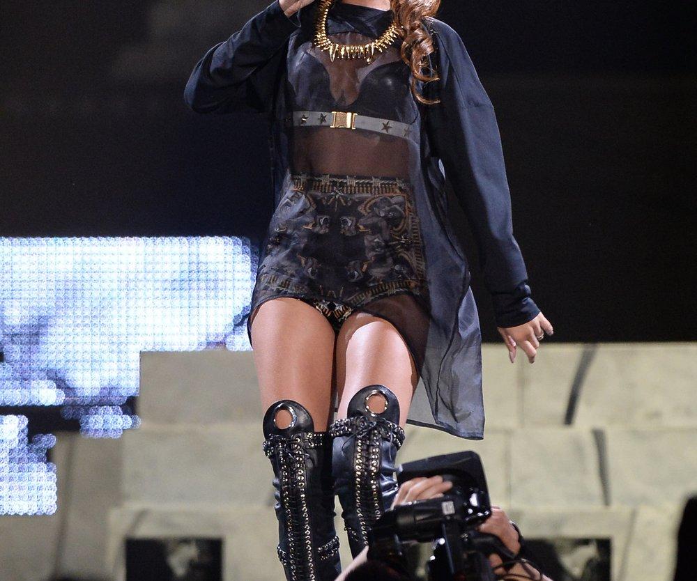 Rihanna: Konzert abgesagt