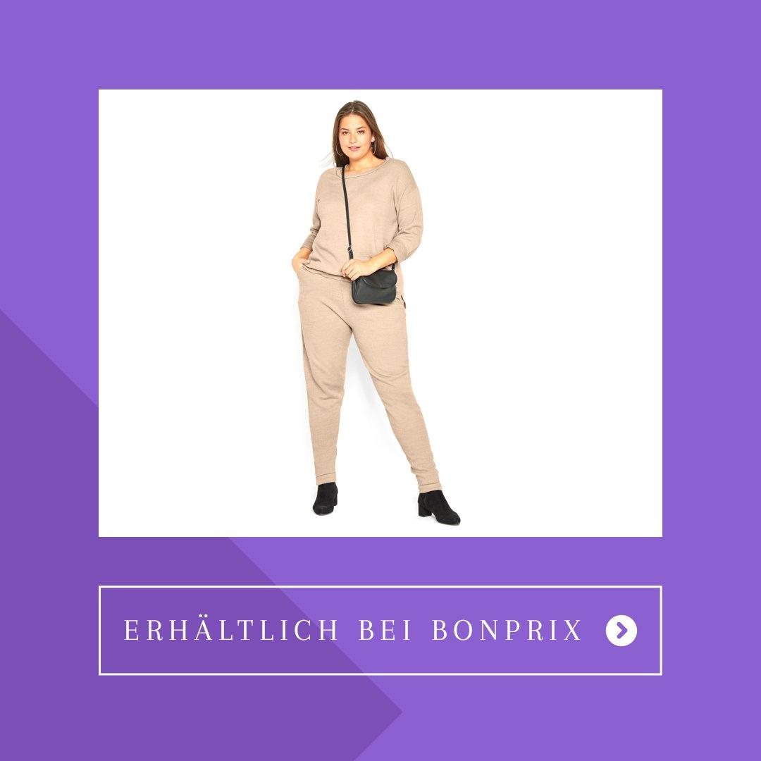 Maite Kelly Kollektion Bonprix Kombi-Strick