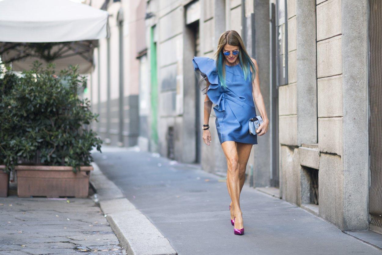Altersgemäß kleiden- Anna dello Russo