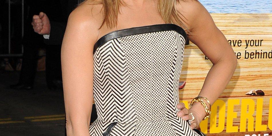 Jennifer Aniston hatte einen Autounfall