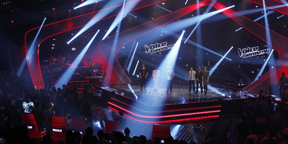 The Voice of Germany – Die erste Liveshow