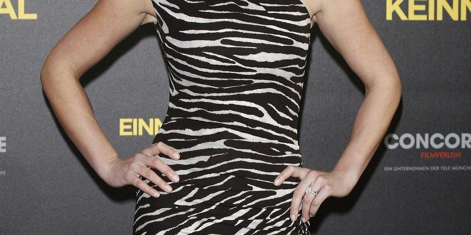 Katherine Heigl fand sich zu fett