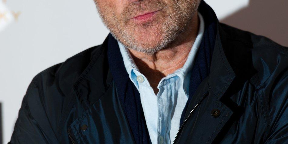 Phil Collins litt unter Depressionen