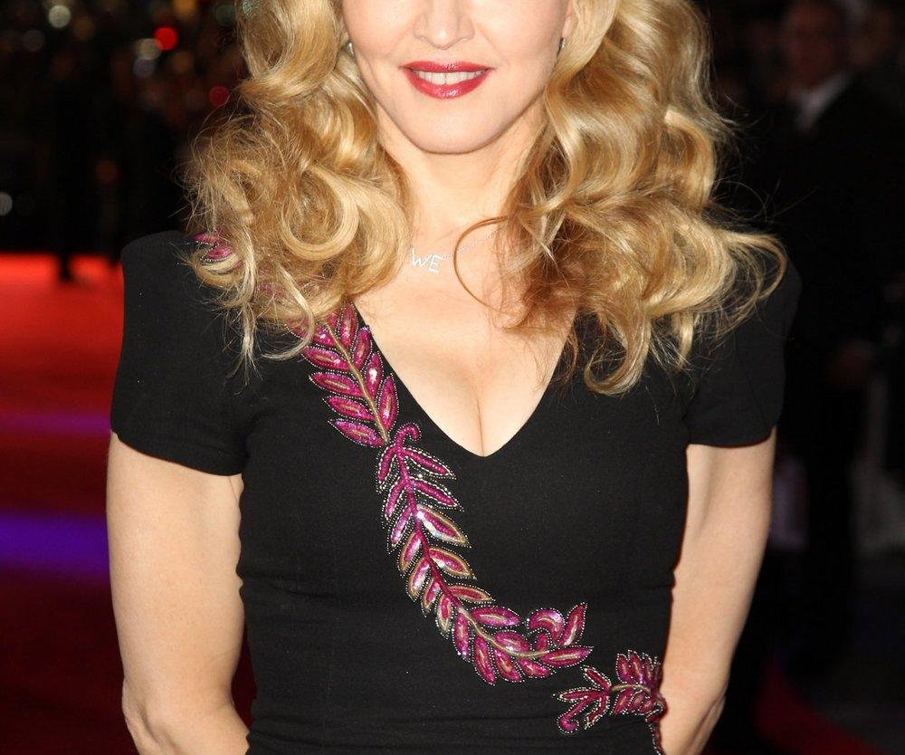 Madonna hatte ein Haar-Problem