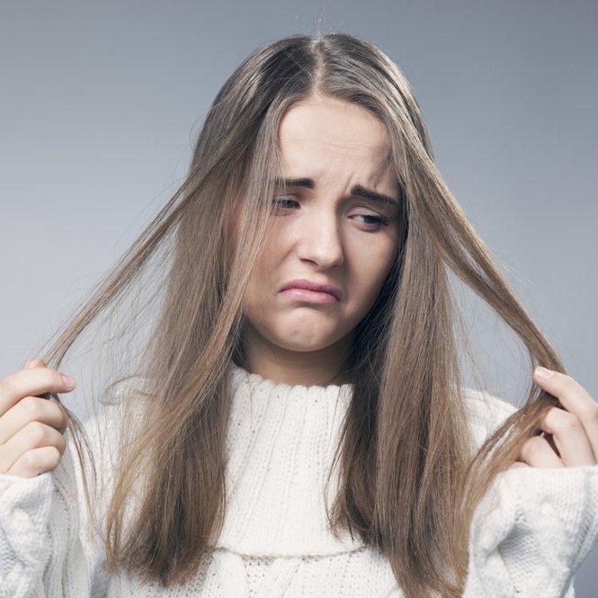 Trockene Haare Hausmittel