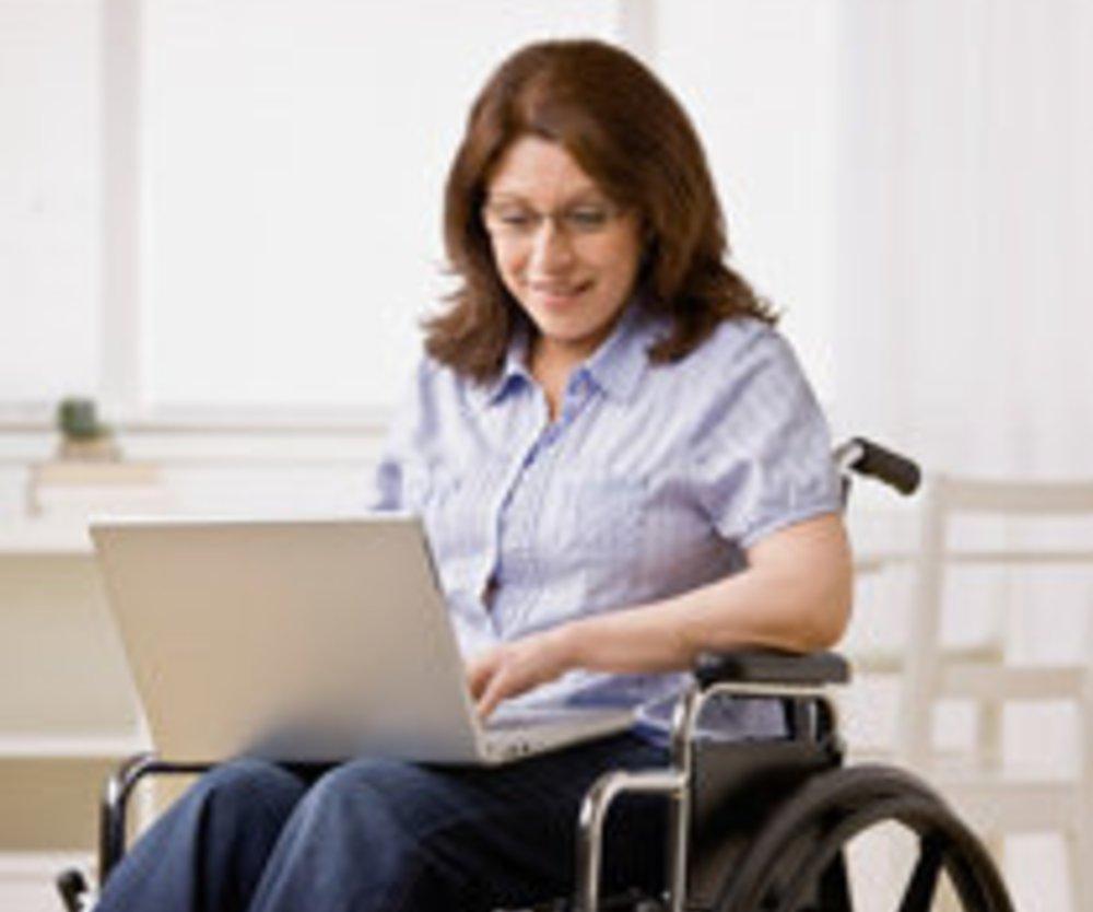 Bewerben mit Behinderung?