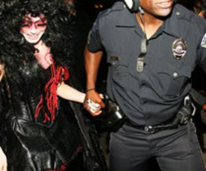 Hollywood feiert Halloween