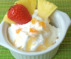 Ananas Sorbet