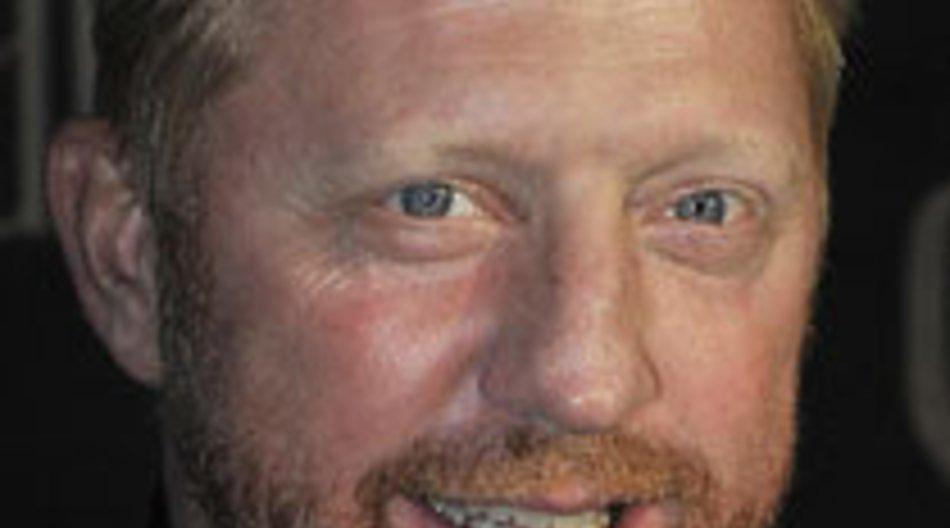 Boris Becker mit Superbrand-Award ausgezeichnet