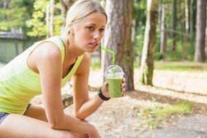 Viel Sport, wenig Kalorien und Drogen sind eine heikle Mischung.
