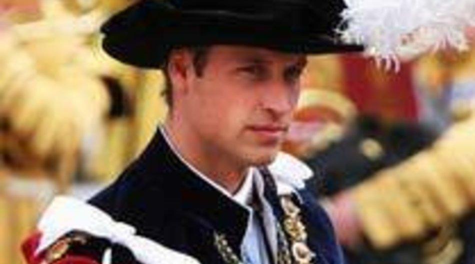 Königskinder: Prinz William