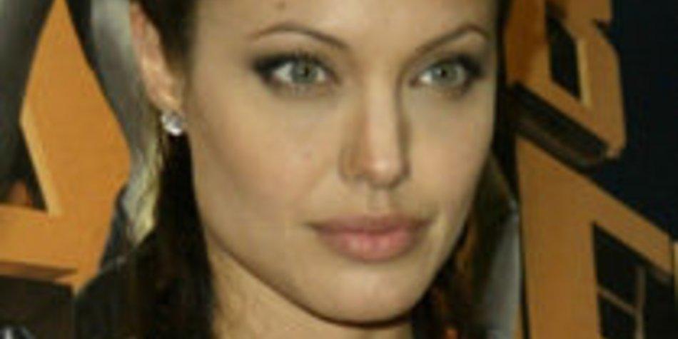 "Angelina Jolie heute Abend in ""Lara Croft: Tomb Raider"""