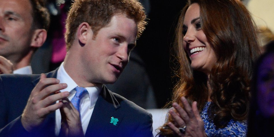 Kate Middleton gibt Prinz Harry Liebestipps