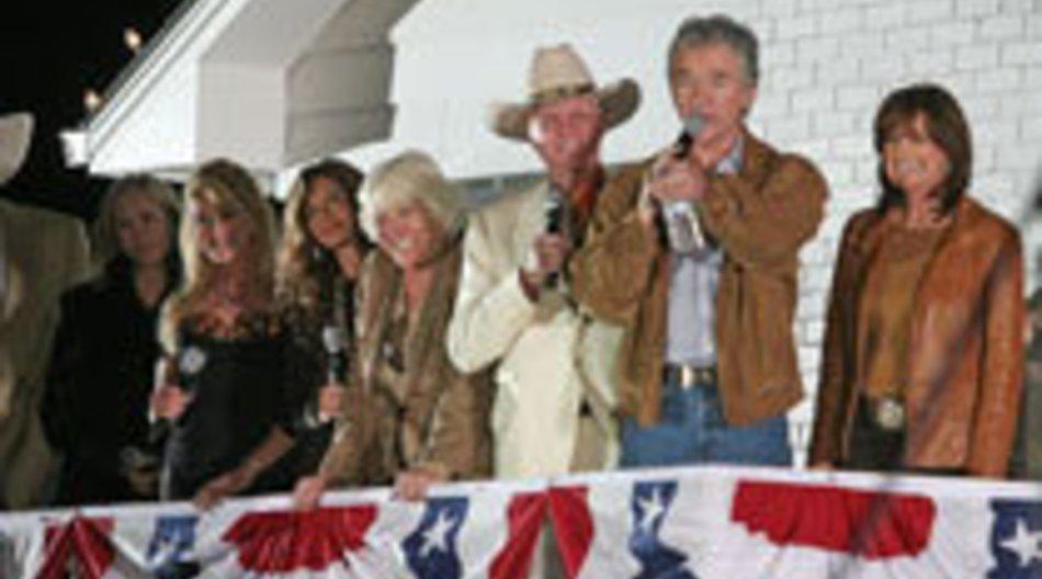 """""""Dallas""""-Reunion"""