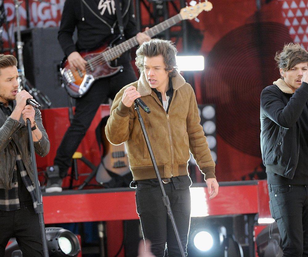 One Direction bringen eine neue Single heraus