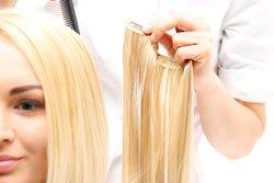 Haarverlängerung selbst machen