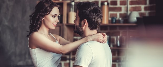 Sex im Stehen Stellungen erklärt