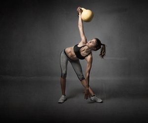 Strong is the new sexy: Kettlebell-Training