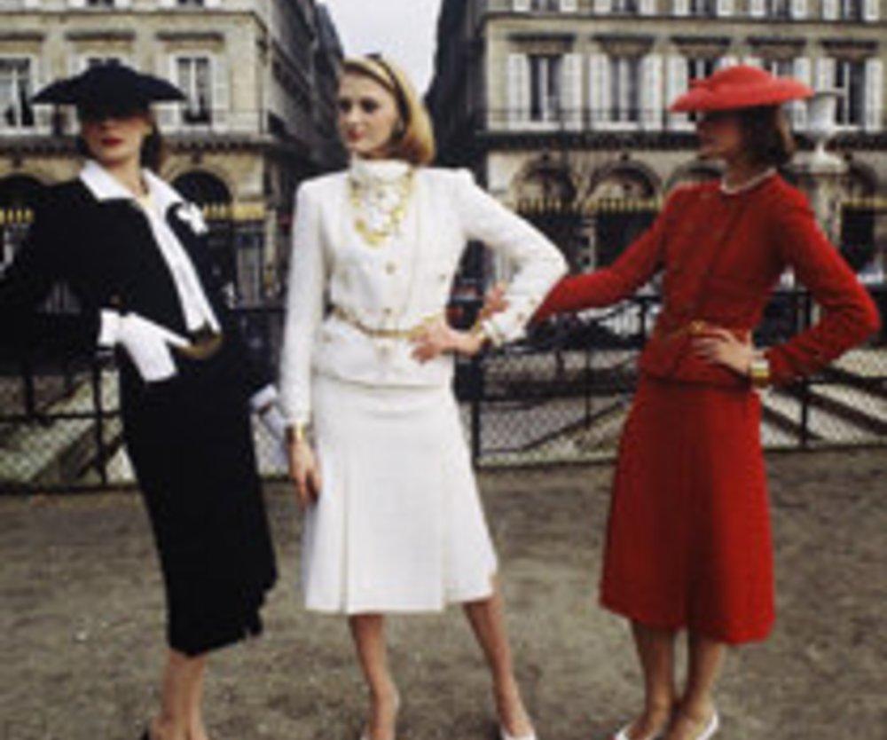 Chanel: Unsterblichkeit aus Stoff