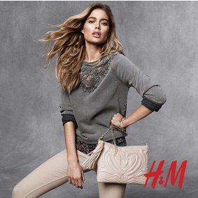 H&M mit Doutzen Kroes
