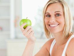 Wie funktioniert die Apfel-Diät