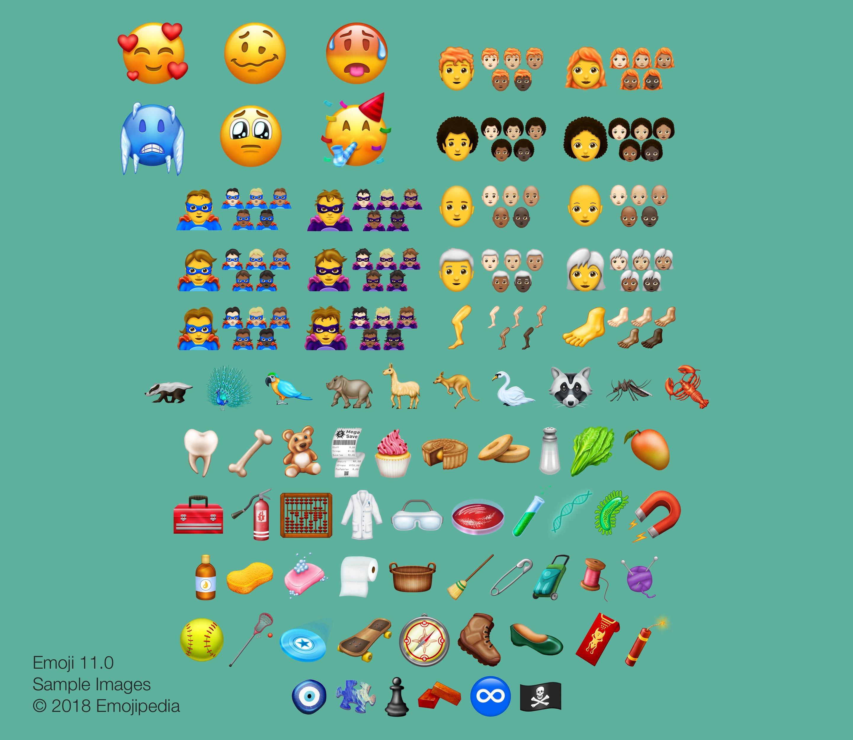 Diese 157 Neuen Whatsapp Emojis Gibt Es Jetzt Desiredde