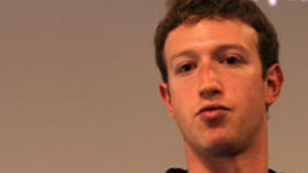 Mark Zuckerberg: Einstweilige Verfügung gegen Stalker