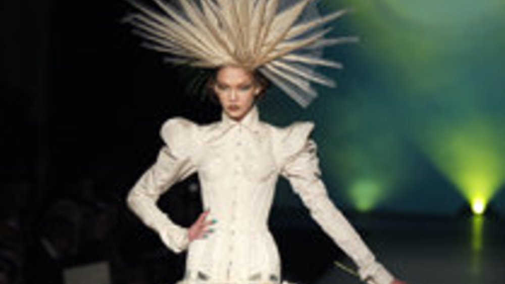 Fashion Week Paris: Jean-Paul Gaultier
