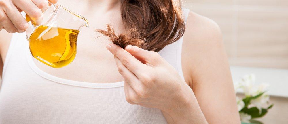 Rizinusöl Haare