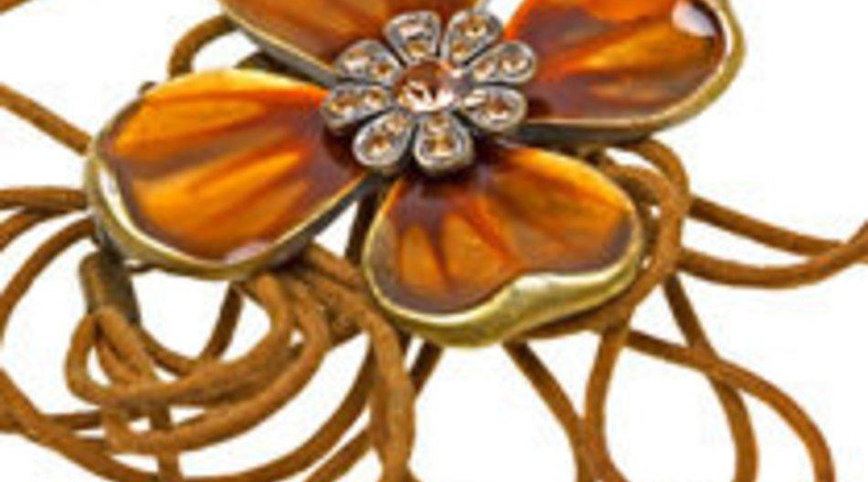 Hippie Style: Accessoires mit Blüten