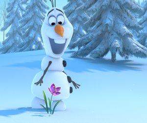 Olaf bekommt seinen eigenen Film