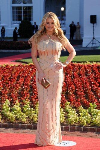Jessica Simpson gab 2005 das Ende ihrer Ehe bekannt