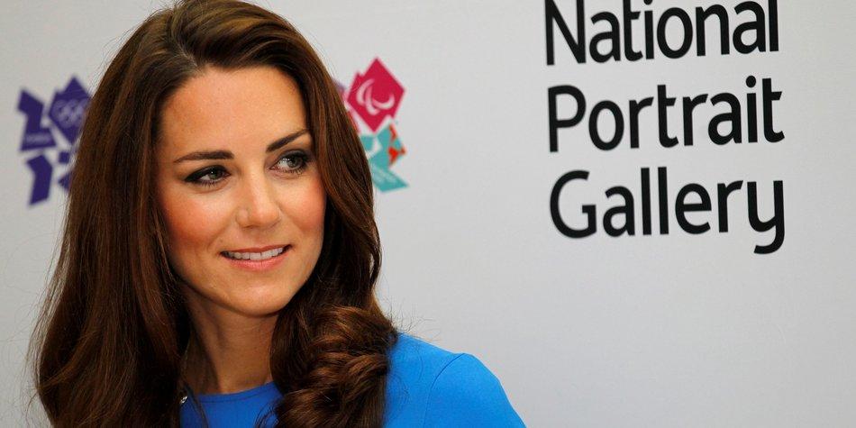 Kate Middleton und die Royals im Olympia-Fieber
