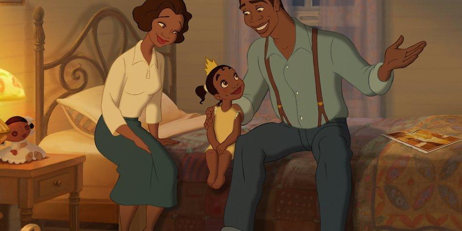 Tiana wäre doch ein toller Name für Deine Prinzessin!