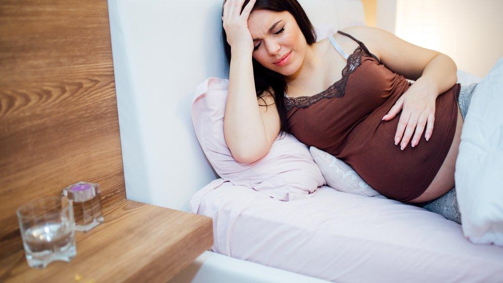 Antidepressiva in der Schwangerschaft