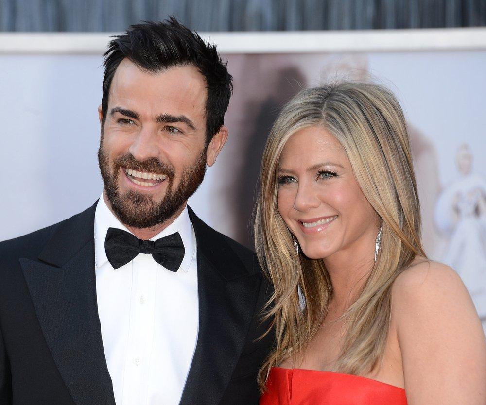 Jennifer Aniston feierte ihren 45. Geburtstag ohne Justin Theroux