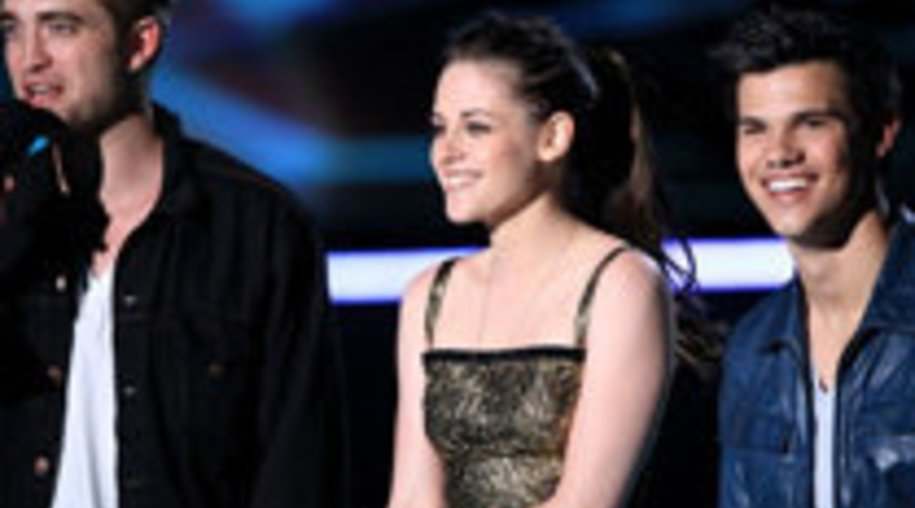 MTV Movie Awards: Twilight als Abräumer des Abends