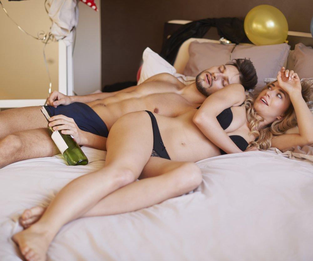Alkohol Sexleben