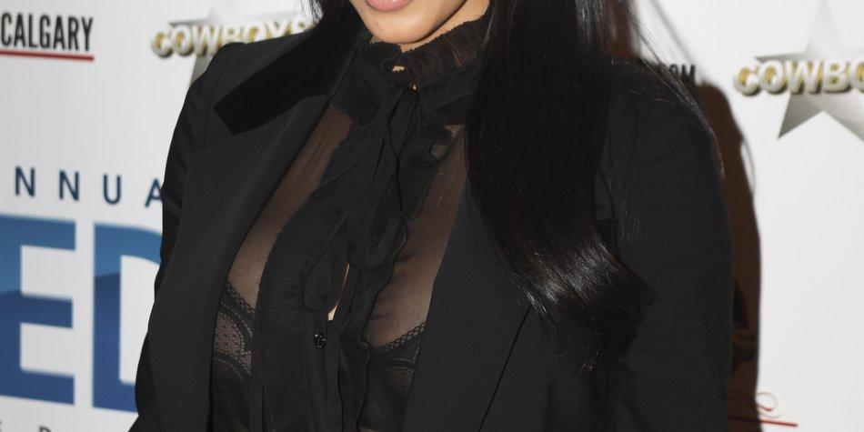 Kim Kardashian macht North zum Star