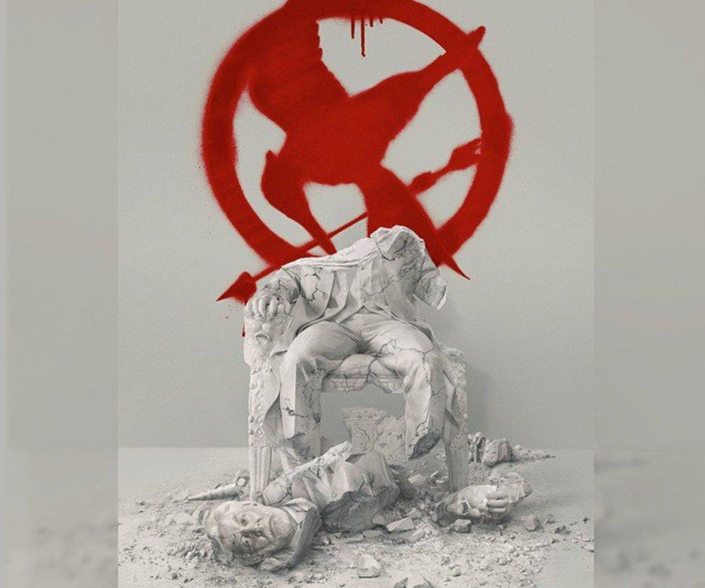 Jennifer Lawrence bringt das Kapitol zu Fall