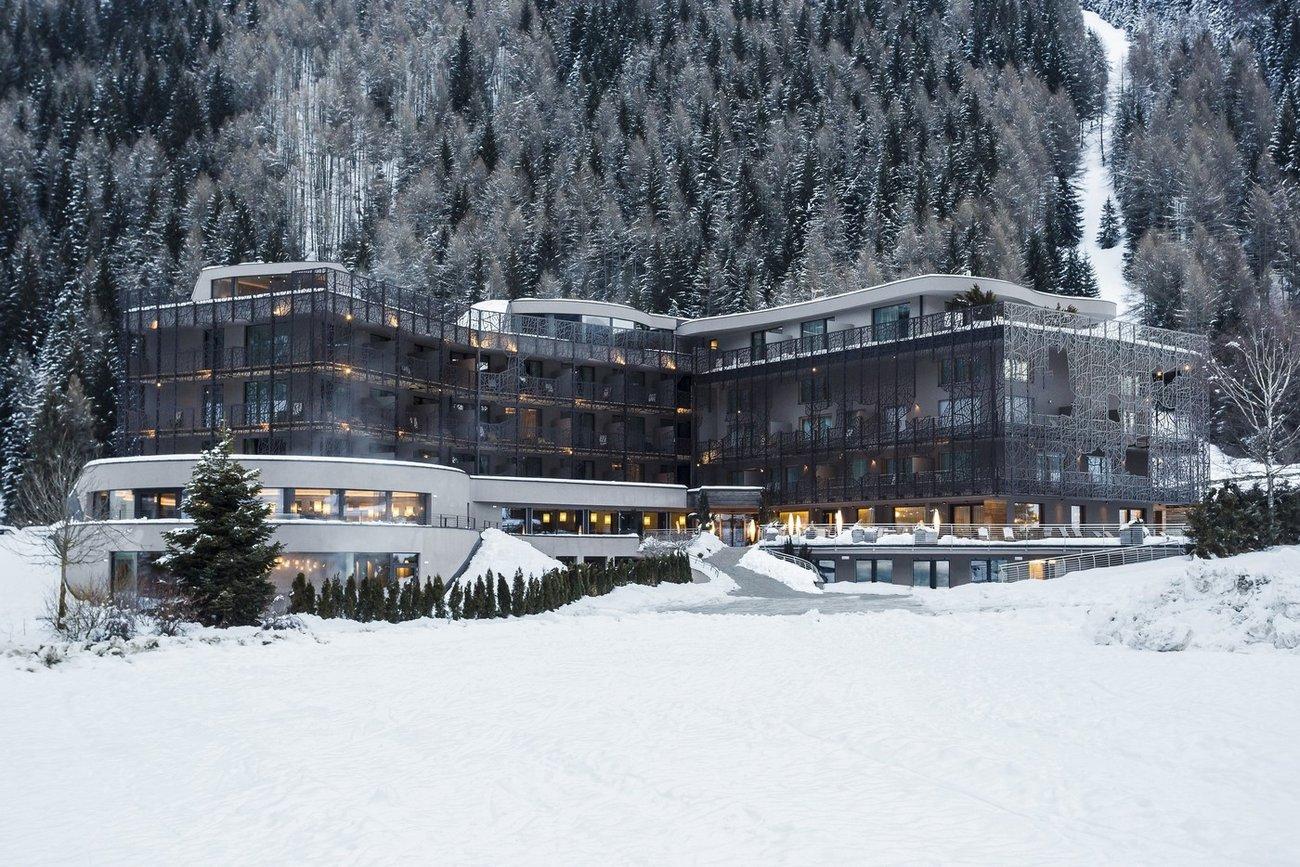 Hotel Silena im Winter