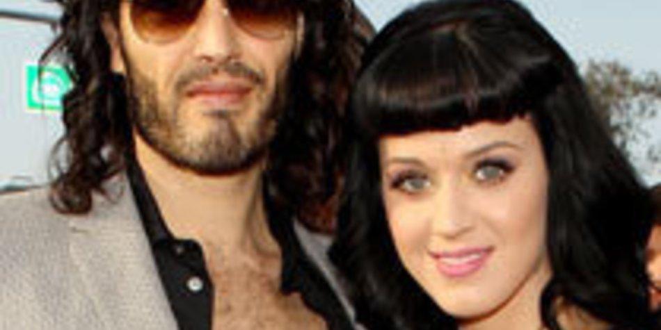Katy Perry: Verlobter Russell Brand feierte Junggesellenabschied
