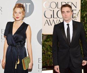 Robert Pattinson küsst Camille Rowe