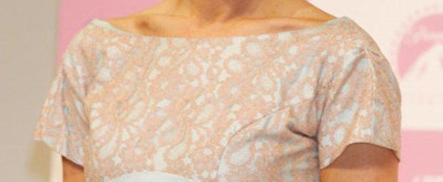 Sarah Jessica Parker im rosa Kleid auf dem roten Teppich