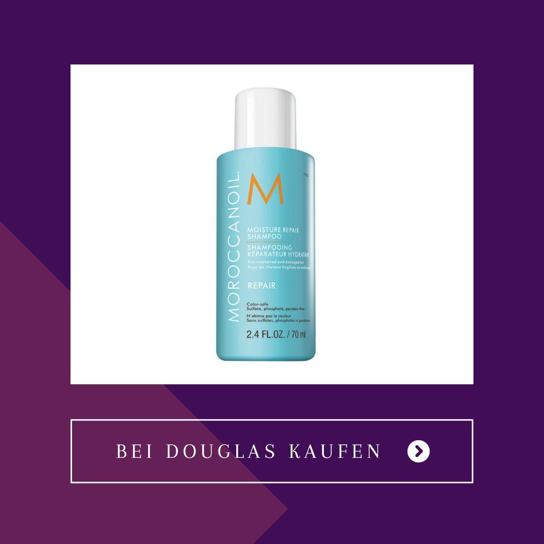 Shampoo ohne Sulfate - Repair Haarshampoo Moroccanoil Shampoo
