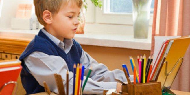 Sich zu konzentrieren fällt manchen Kindern schwer