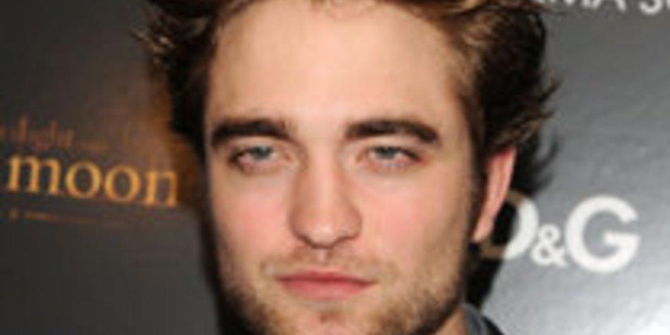 Robert Pattinson ohne Kristen Stewart auf Solotour