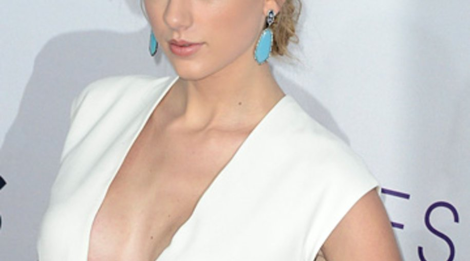 Taylor Swift bei den People's Choice Awards.